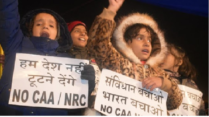 Should Children be Part Of Any Political Protest?