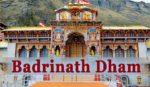 T For Trip to the Badrinath Shrine, Uttrakhand!!
