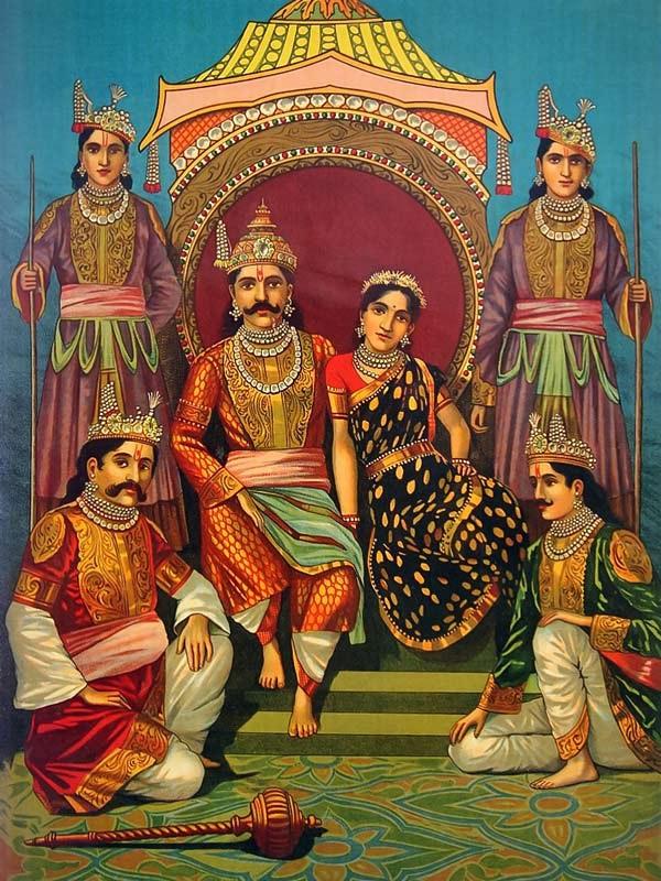Yudhishitra The Dharmaraj