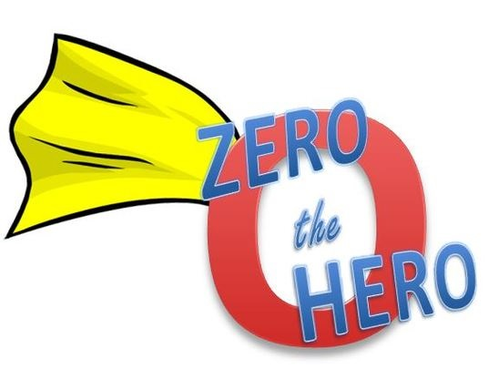 Z For Zero Is the Hero!!!