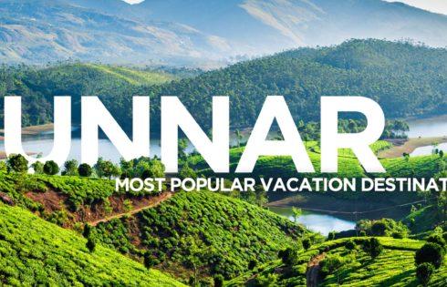 Munnar the Southern Paradise!!!