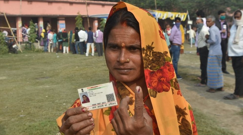 Women were the Surprised and Silent Factor Of Bihar Election
